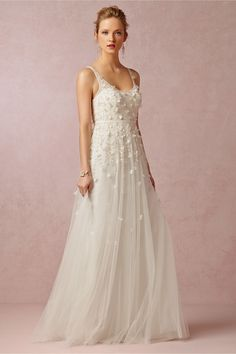 Luisa Gown in Bride Wedding Dresses at BHLDN