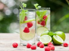 Rasberry Mint Spritzer - Homeopathic Weight Management