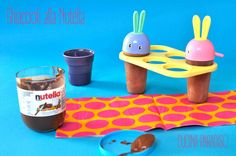 GHIACCIOLI ALLA NUTELLA #cucinaparadiso #homemade #ghiaccioli #nutella #estate #popsicle #summer