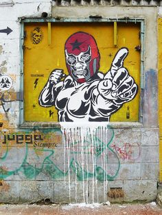 Street canvas....