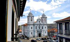Matriz de Santo Antônio Church - Diamantina, Minas Gerais