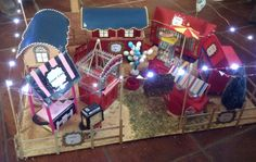Tskalender circus 3D