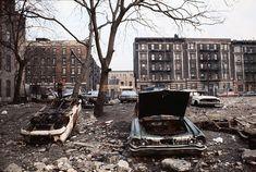 "1970 ""Eagle and Westchester Avenues, Bronx."" IMAGE: CAMILO JOSÉ VERGARA/LIBRARY OF CONGRESS"