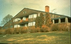 the William Low House, 1887, Shingle Style