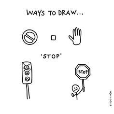 A stop for a pause is always a good idea. Word of day 98: stop. . . #365waystodrawfestival #stop #illustratie #illustration #tekening #waystodraw #icons #sketchnote #visualnote #graphicrecording #getekendverslag #getekendenotulen #zakelijktekenen #visuelenotulen #visueelnotuleren #tekening #studiolimon #haarlem #amsterdam #denbosch #dailydrawing