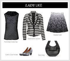 Style ideas for your work wardrobe - Lady like