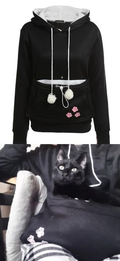Weekends Wine and Cats Pet Cat Funny Gift Owner Unisex Hoodie