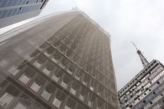 Série Avenida Paulista: da mansão de Cardoso de Almeida ao prédio do Banco PanAmeriano do Grupo Silvio Santos. | Projeto São Paulo City