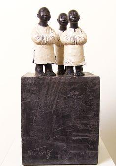 Sculptures Tong Ming