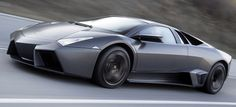 Lamborghini Reventon $ 1,600,000. The most powerful and the most expensive Lamborghini ever built is the third on the list. It should be 3.3 seconds to reach 60 mph and has a top speed of 211 mph. Its rarity (limited to 20) and slick design are the reasons why it is so expensive and costly to own.
