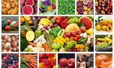 Φρούτα και λαχανικά ανά εποχή (μήνα μήνα)   Argiro.gr - Argiro Barbarigou Baking, Fruit, Vegetables, Tips, Food, Bread Making, Meal, Patisserie, Backen
