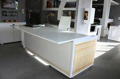 In dit bureau kun je rustig een powernap nemen tijdens kantooruren - Roomed | roomed.nl