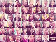 Waterloo Road Pupils - Series 1 to Series - absolutely loved all of these, went downhill since moving to Scotland Moving To Scotland, Waterloo Road, Tv Soap, Book Tv, Photo Wall, Soaps, Frame, Characters, Humor