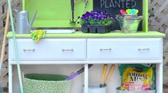 7 Clever Ideas for Repurposing Your Dresser