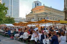 Moderna, artística e repleta de opções culturais, Frankfurt merece pelo menos um fim de semana de atenção. Confira as opções em três bairros da cidade