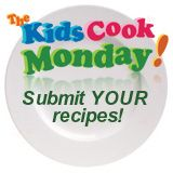 this website is full of recipes easy for kids to make (with a bit of help of course) and healthy to eat!