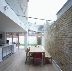 Kitchen side return extension | Hillier Road