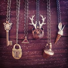 We're giving away a pendant to one lucky Facebook Fan!  Head on over to get in on the action: http://on.fb.me/14oycVU