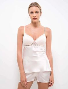 1d2b5678e4 Pierre Cardin 415 Satin Short Set will make you redefine comfort when you  wear this cozy and stylish set.