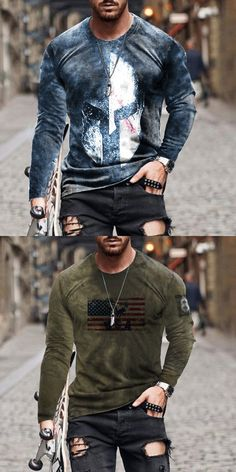 Men long sleeves shirts for summer or fall, printed and plus size design, easy to online shipping, free shipping on an order $59. #men #shirts #fashion #summer #tops Online Shipping, Free Shipping, Men Shirts, Summer Tops, Long Sleeve Shirts, Shop Now, Bomber Jacket, Plus Size, Mens Fashion
