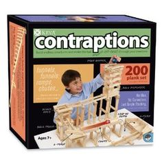 KEVA Planks | featured on Toys and Gifts for Learning: JV Gift Guide 2013