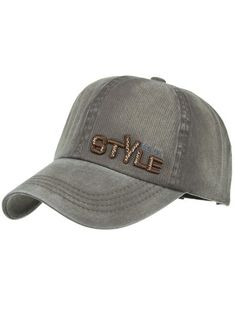 fd1e23bdeff STYLE Embroidery Adjustable Baseball Hat  Hats  Fashion  Womens  Men   ArmyGreen Cool