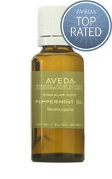 i love aveda peppermint oil for a quick pick-me-up during those late afternoons when energy is low. i dab a couple drops on my wrists for an effective invigoration of all the senses.