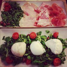 Obika - Mozzarella Bar Mozzarella, Rome, Eggs, Cheese, Bar, Breakfast, Morning Coffee, Egg, Egg As Food
