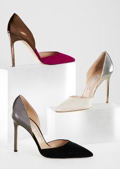 Yummy #shoes by Manolo Blahnik