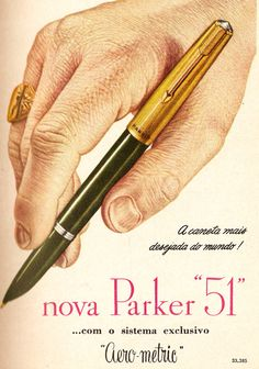 Nova Parker 51   My favourite pen