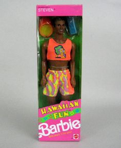 SPLASH N colore Christie Barbie Doll perfetto accessori originali anni 1990