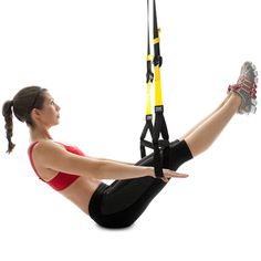 TRX Teaser - Total-Body TRX Workout - Shape Magazine - Page 9