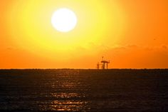 """Image credit: """"Sunrise - Gulf of Mexico"""" by Vince O'Sullivan on Flickr via Creative Commons."""