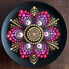 Petals on the metal #dot #dotworktattoo #mandalatattoo #mandala #mandalas #mandalaart #dotart #painting #art #handmade #myown #decor #homedecor #paintings #dotmandala #mandaladotwork #instaart #instaartist #acrylicpainting #acrylics #handmadeart #meditation #peace #crafts #craft #colors #color #beautifulhomes #home #artistsoninstagram
