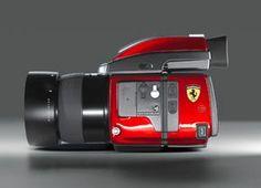 Ferrari Hasselblad Camera