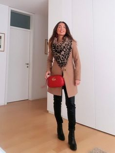 How To Style a Red Handbag: Black and Camel – no time for style - - How To S. - How To Style a Red Handbag: Black and Camel – no time for style – – How To S… – How To - Best Handbags, Classic Handbags, Black Handbags, Luxury Handbags, Fashion Over 40, Cool Outfits, Fashion Outfits, Style Fashion, Fashion Beauty