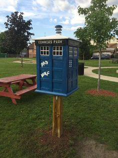 Something's fishy going on in this park...  #DoctorWho
