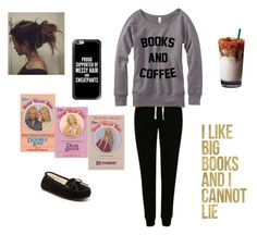 """""""Books and Coffee"""" by mcderr ❤ liked on Polyvore featuring George, Minnetonka, Casetify and Americanflat"""
