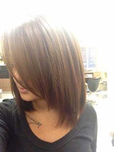 15. Kurz-Mittel-Haarschnitt