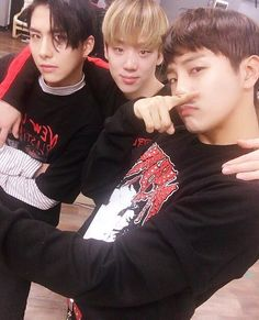 Wow, Jason & Donghoon