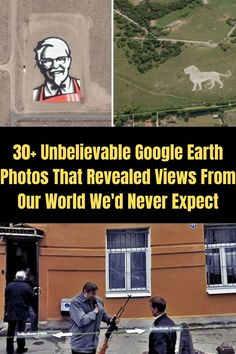 Scroll down and see what's really happening on our planet, all from the vantage of the cosmos.