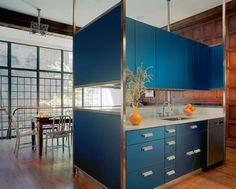 Nice East Side Townhouse Kitchen, New York, BWArchitects
