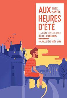 Aux heures d'été : un festival de découvertes à Nantes// Blog Alice et Sandra // www.aliceetsandra.com // Mode et curiosités // #nantes #auxheuresdété