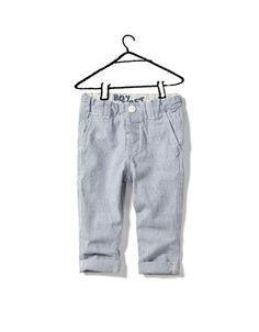 FINE STRIPE TROUSERS - Trousers - Baby boy (3-36 months) - Kids - ZARA United States