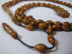 Walnut Prayer Beads