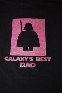 The Pink Mommy Pages: Galaxy's Best Dad.... Father's Day Gift Idea