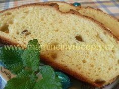 Velikonoční mazance Bread, Food, Meal, Eten, Breads, Hoods, Meals, Sandwich Loaf
