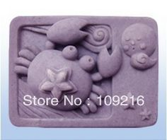 Free Shipping!!! 1pcs Cancer of Constellation (XZ622) Silicone  Handmade Soap Mold DIY Mold