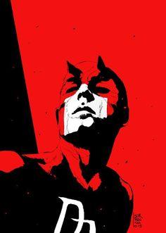 Daredevil - Andrea Sorrentino