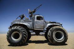 Dit zijn alle ubervette auto's van Mad Max: Fury Road - FHM.nl
